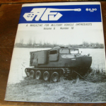 AFV G2 VOL 6 NUMBER 10 Military vehicle Magazine (1)